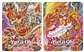 Konami Yu-Gi-Oh 2014 Collectible Tins Mega-Tin - Set of 2 (Fire Fists/Bujins)