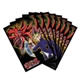 Konami Yu-Gi-Oh Yugi & Slifer Card Sleeves 50 Count Pack