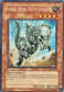 Yu-Gi-Oh Light of Destruction 1st Edition Single Fossil Dyna Pachycephalo Secret Rare