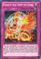 Yu-Gi-Oh Galactic Overlord 1st Ed. Single Hieratic Seal from the Ashes Secret Rare
