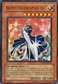 Yu-Gi-Oh Promotional Single Silent Swordsman LV7 Ultra Rare WC5-EN001 - SLIGHT PLAY