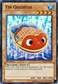 Yu-Gi-Oh Hidden Arsenal 7 1st Ed. Single Tin Goldfish Super Rare - SLIGHT PLAY (SP)