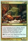 Magic the Gathering Promo Single Yule Ooze - 2011 Holiday Foil