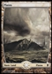Magic the Gathering Zendikar Single Plains #231 FOIL - NEAR MINT (NM)