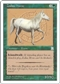 Magic the Gathering Portal 3: 3 Kingdoms Single Zodiac Horse - NEAR MINT (NM)
