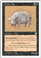 Magic the Gathering Portal 3: 3 Kingdoms Single Zodiac Pig - NEAR MINT (NM)