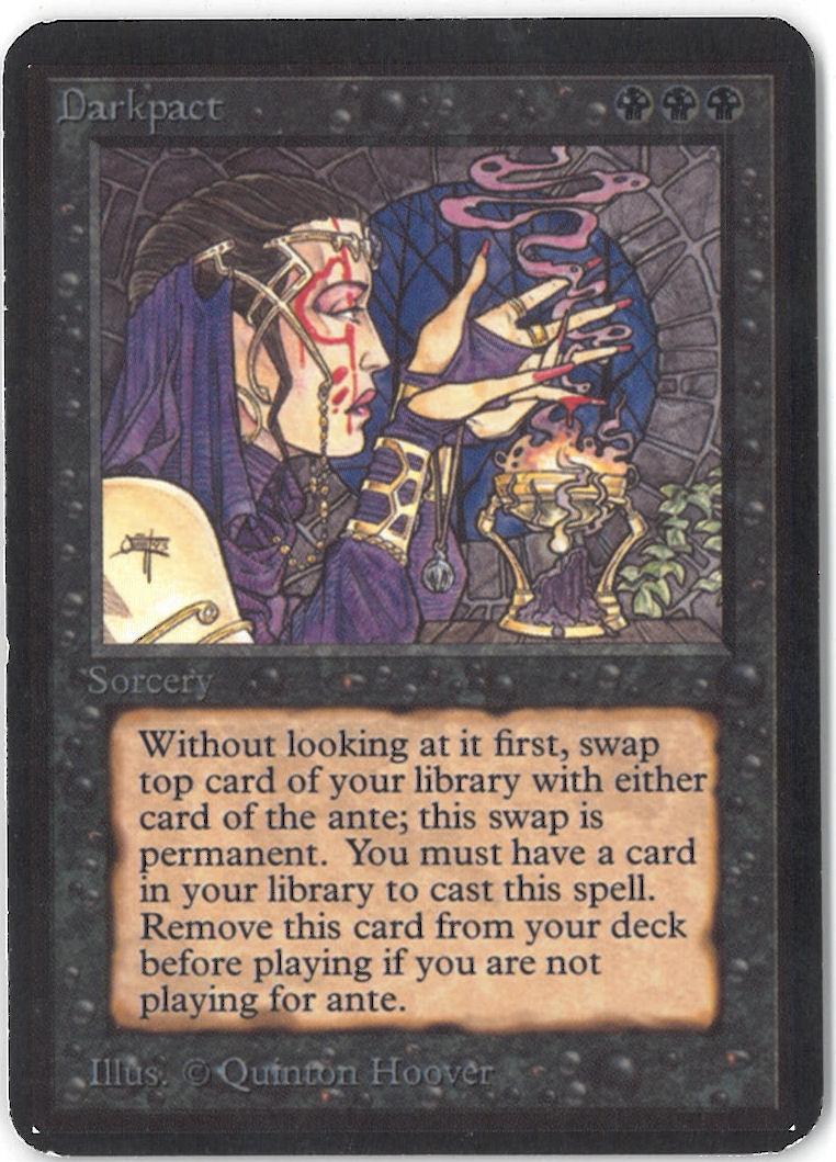 how to play magic the gathering by yourself