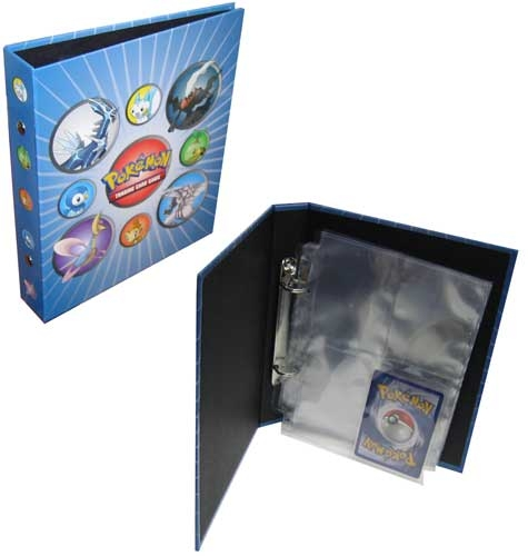 Ultra Pro Pokemon 4-Pocket Collector's Binder (10 Pages