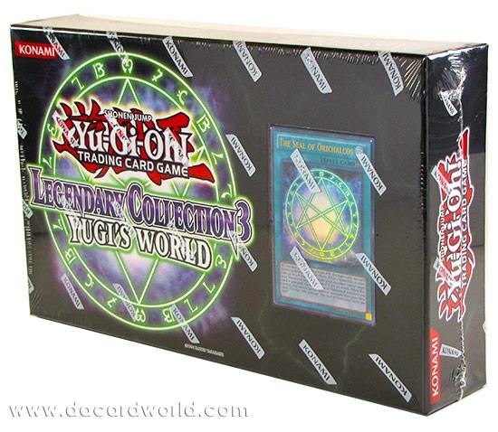 Konami Yu-Gi-Oh Legendary Collection 3: Yugi's World 12