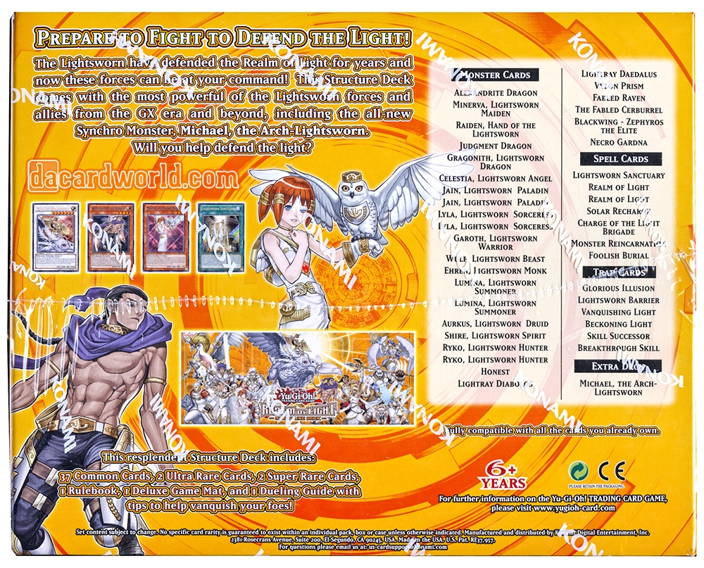 Structure deck realm of light 28 images realm of light structure structure deck realm of light konami yu gi oh realm of light structure deck box da structure deck realm of light konami yu gi oh realm of light aloadofball Image collections