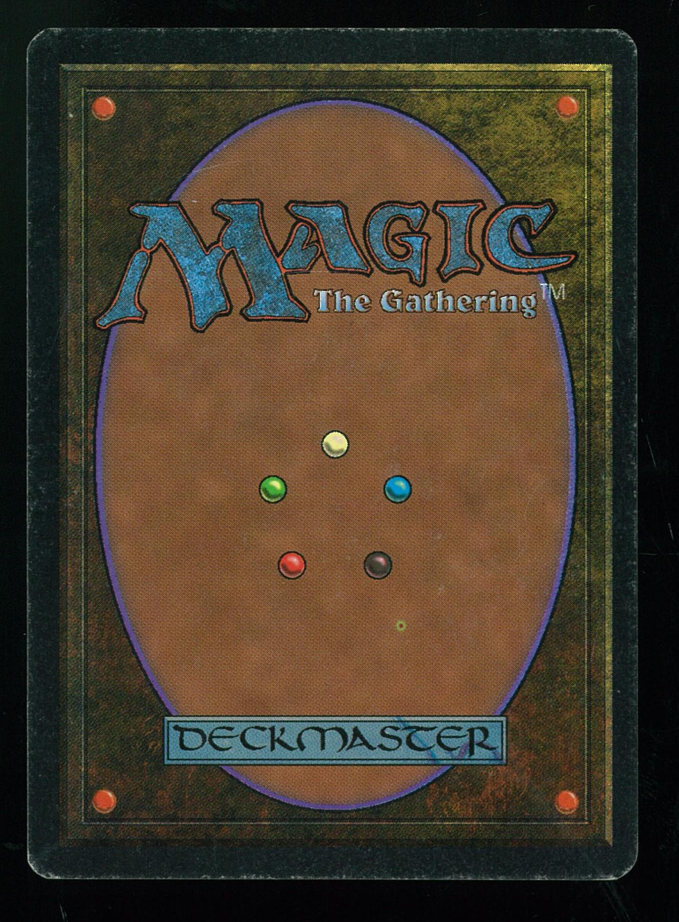 Magic MTG MTG MTG Arabian Nights Single Library of Alexandria - SLIGHT PLAY (SP) 915639