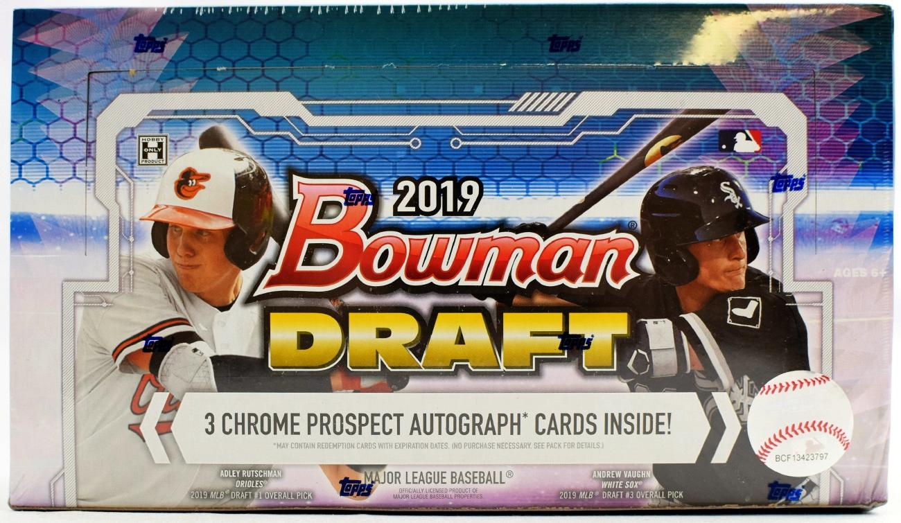 2019 Bowman Draft