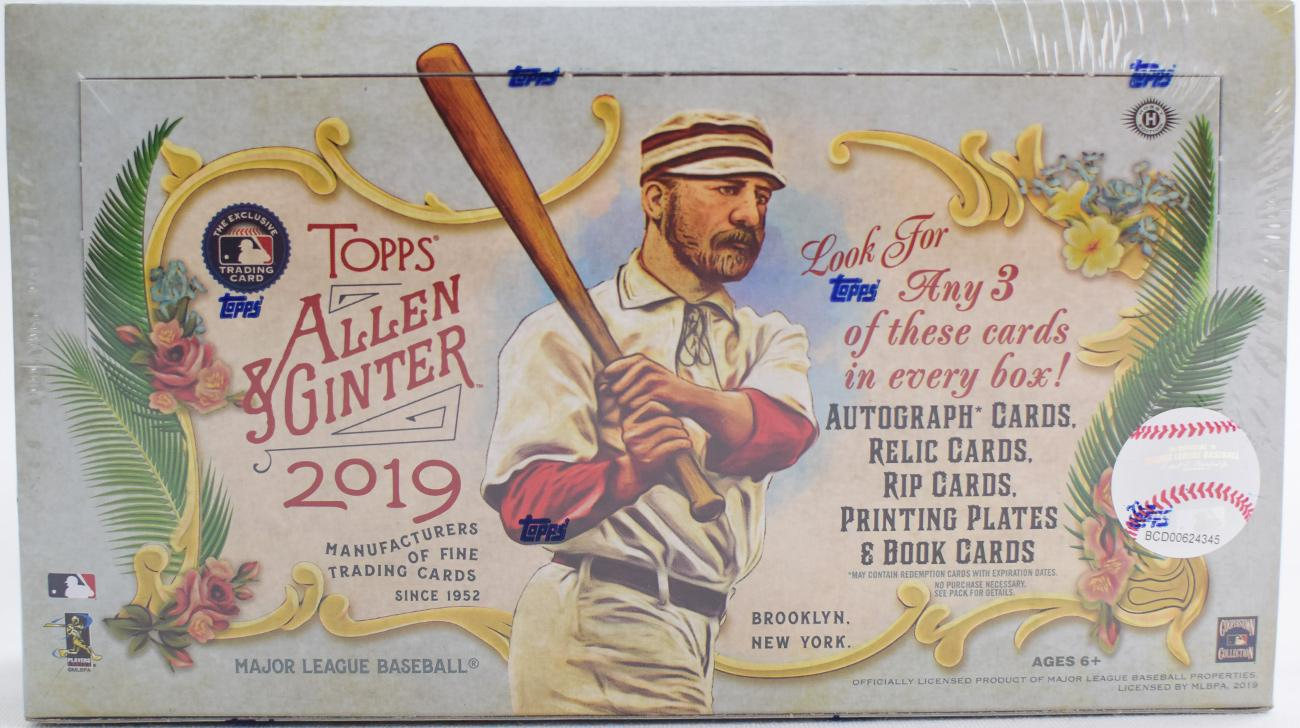 15 Cards Set DREAMS of BLUE RIBBON 2019 Topps Allen /& Ginter Complete set