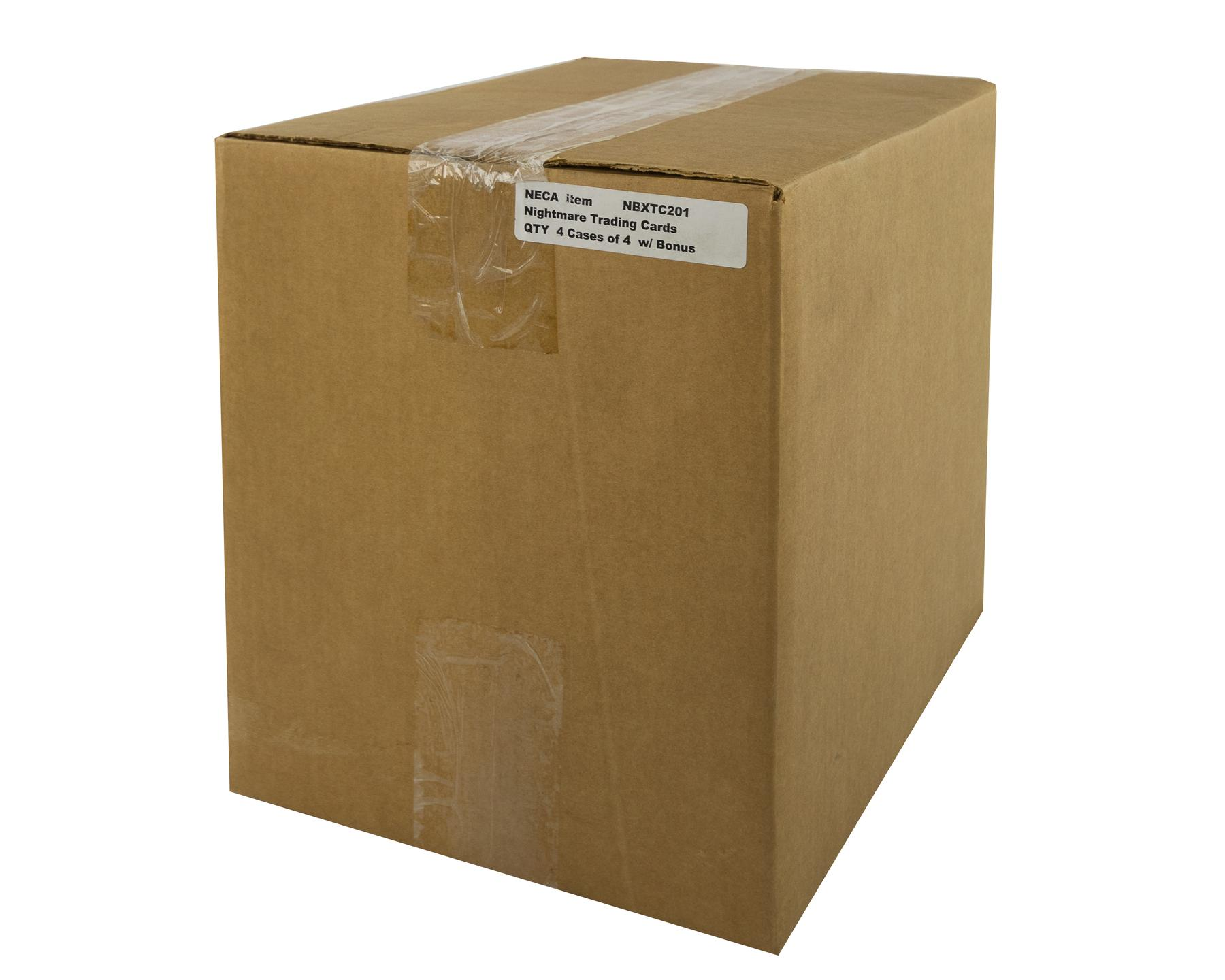 NIGHTMARE BEFORE CHRISTMAS 16 BOX CASE - 36 PACK BOX - TIM BURTON ...