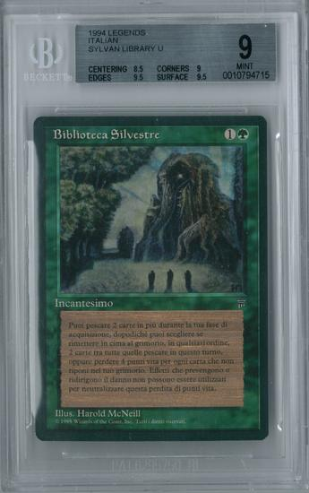 Psionic Blast Time Spiral Timeshifted NM Artist Signed CARD s2912 ABUGames