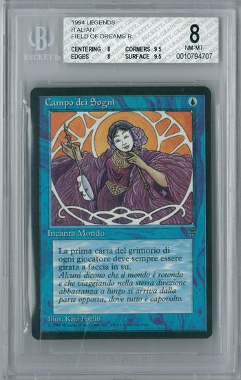 Italian Legends MTG Magic 1x Princess Lucrezia NM-Mint