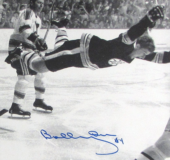 Bobby Orr Cards, Rookie Cards and Autographed Memorabilia Guide 25