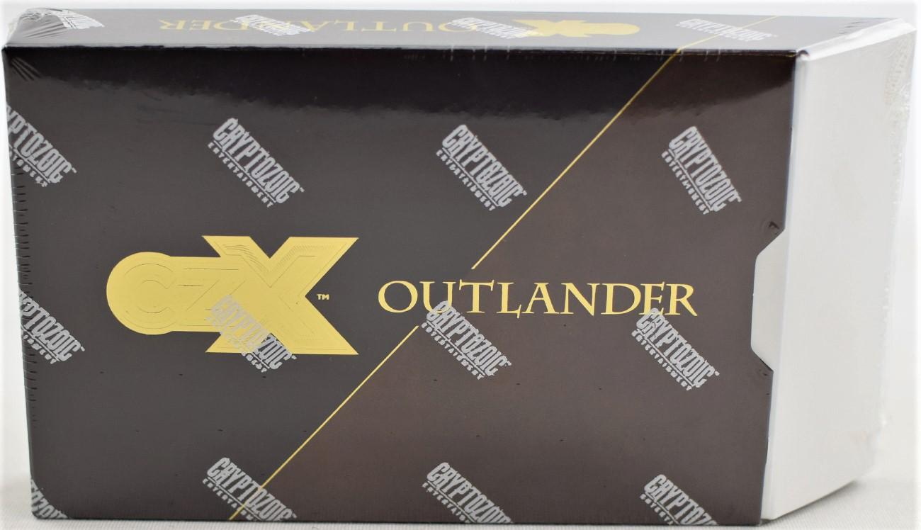 Outlander CZX Lenticular Chase Card L18 Claire Randall