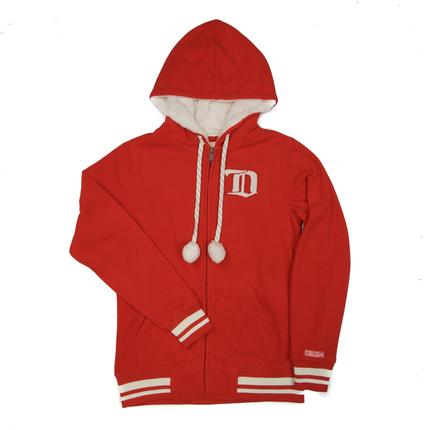 Detroit red wing hoodies