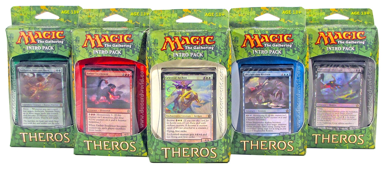 Starter deck theros