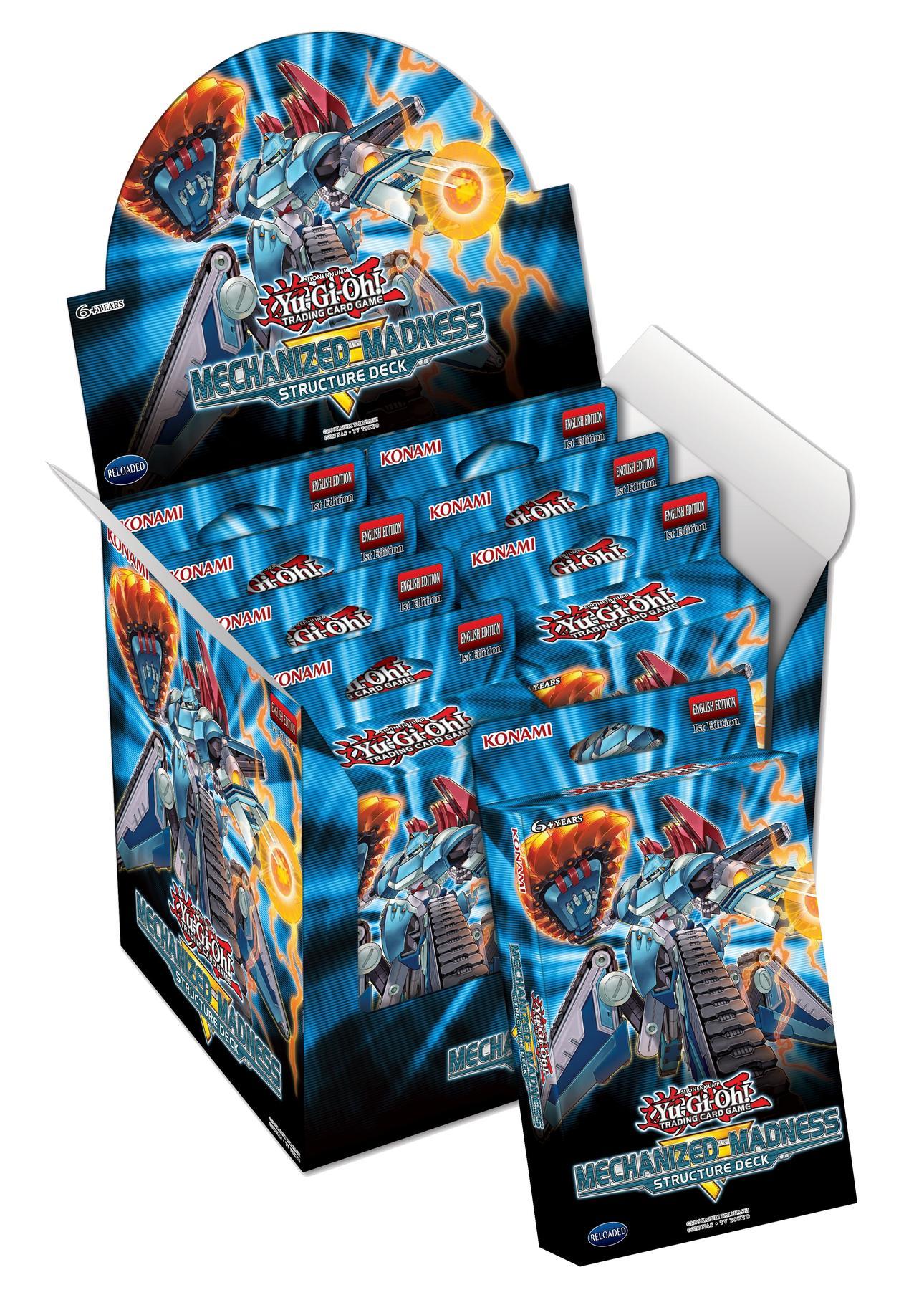Gadget Soldier LON-010 Yu-Gi-Oh Card Light Play